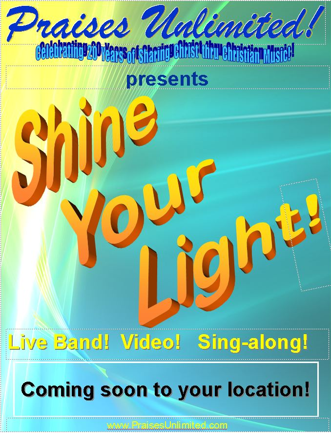 Shine Your Light BG